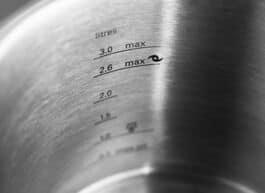4.5L bowl capacity
