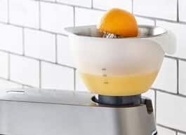 Easy pour bowl